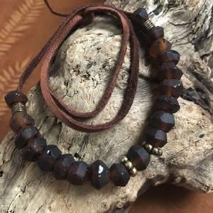 Bilde av Armbånd/smykke med glassperler